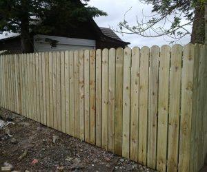 Wooden Fencing Kilkenny