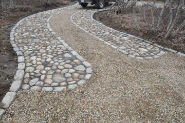 gravel driveway Kilkenny